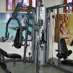 Fitness Center--Resistance training