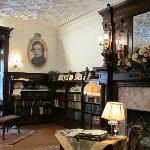 Ventfort Hall library