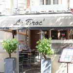 façade broc
