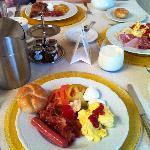 朝食が美味しかったです