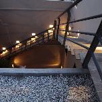 Stairs ad La Casa del Farol
