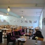 Foto de The White Lion Cafe