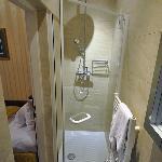 Bad im Kleiderschrankformat