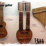 Museum of Musical Instruments - Museo Instrumentos Musicales de Bolivia