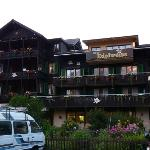 Hotel Edelweiss - front view