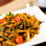 Pad Kee Mow Chicken