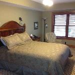 Comfotable bed