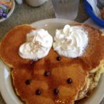 my son's breakfast