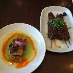 Beef Satay & Gnocchi