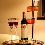 ホテルニュータンダ ロイヤルツイン ワイン