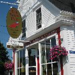 Red Shoe Pub exterior