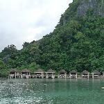 El Nido Resorts, Lagen