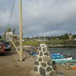 Hanga Roa town