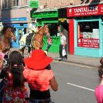Tantalizer African Restaurant on London 2012 Olympic Torch Day