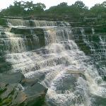 Waterfall about 35 kms away from Varanasi