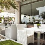 JW Grill Cannes - Outdoor terrace