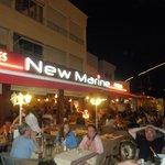 restaurant New marine