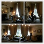 The very lovely drawing room