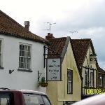 The Almshouse Tea Shop