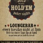 Poker Night Every Tuesday!