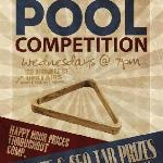 Pool Comp Every Wednesday!