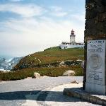 Roca Cape - The westernmost point of Europe