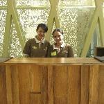 2. Hotel Reception