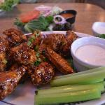 Delsih Chicken Wings
