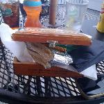 Cuban sandwich ...