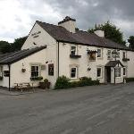 The Black Lion hotel LlanfairTH