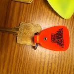 actual keys!