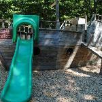 Ship at the Playground