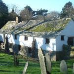 Gildhouse from the churchyard