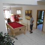 Lounge/Pool Room
