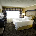 Cityview Suite Bedroom with King