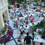 La Terrasse Restaurant, Enavlion Hotel