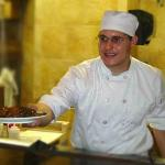 Teppanyaki Grill Chef