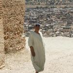 Najib, owner of Dar Kenza and the best guide in Fes