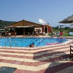 Haroula pool and bar /restaurant