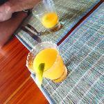 Mango Margaritas!