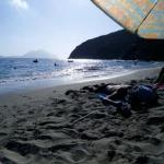 mafical time in Egiali-sleeping on the beach