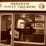 maharani 210 cherry Hinton road