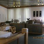 Brita Hotel breakfast