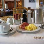 Brita breakfast