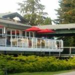 Lounge Deck - outside eating