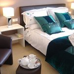 "Peppermint ensuite Room ""waiting for you""."