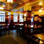 Dining Room at J.J. Foley's Cafe, South End, Boston