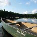 Water safety courses provided for those who wish to take a canoe onto the lake