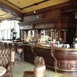 main bar near check in