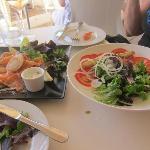lunch @ Croisette Beach